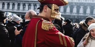 Ridi pagliaccio - Carnevale di venezia