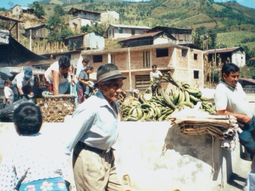 This market was the only opportunity for campesinos to sell their food beyond subsistence agriculture.