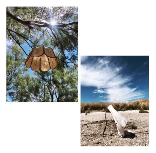 Postcards from a short summer break • August 2021 •[series of videos on Instagram]